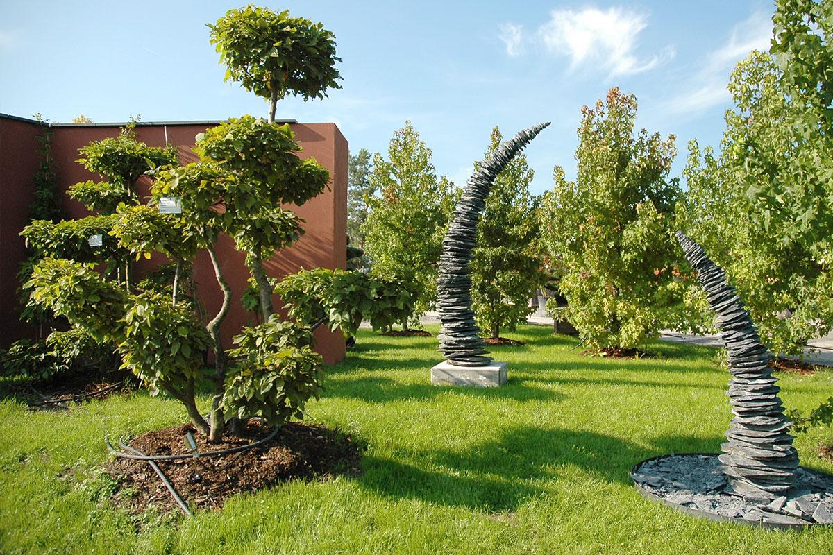 Gartenskulpturen Und Kunst Für Den Garten ǀ Egli Gartenbau