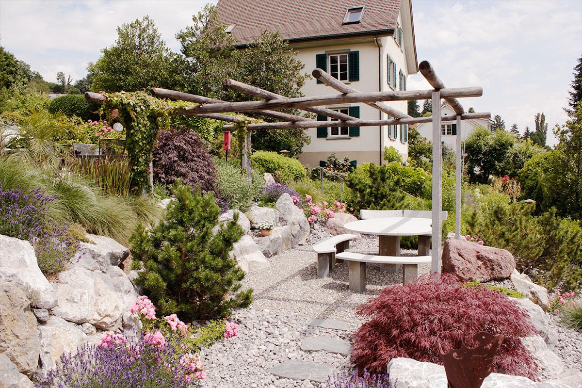 garten bepflanzungen von herrliberg bis zollikon egli. Black Bedroom Furniture Sets. Home Design Ideas