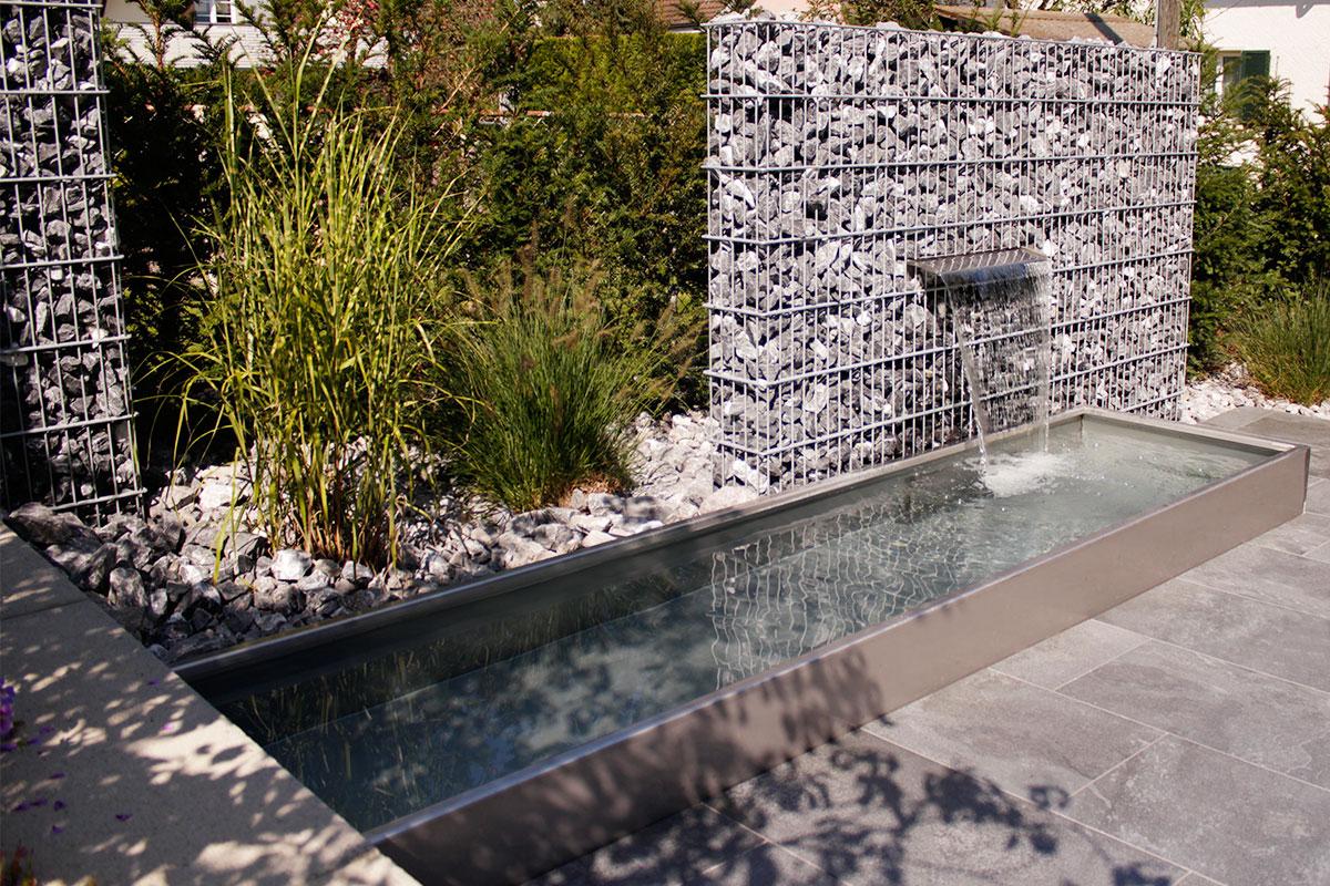 Ruinenmauer Im Garten Selber Bauen. Simple Selbst Gebaute Mauer Mit ...