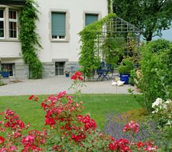 Garten mt Bepflanzung