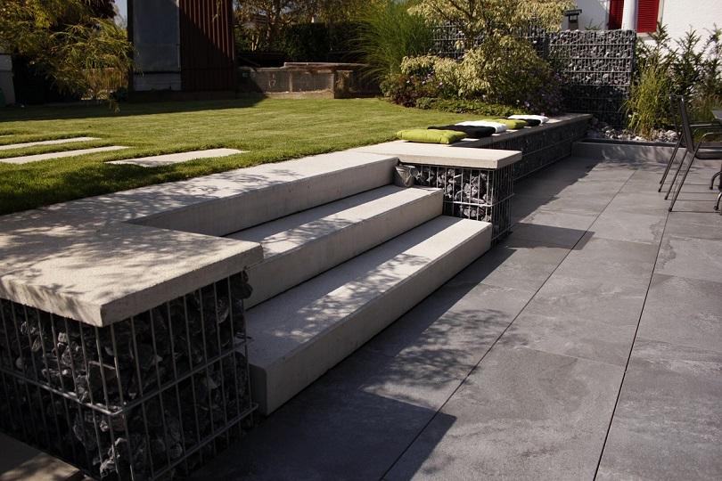 Gartengestaltung Mit Beton gartenbau mit beton egli garten stäfa